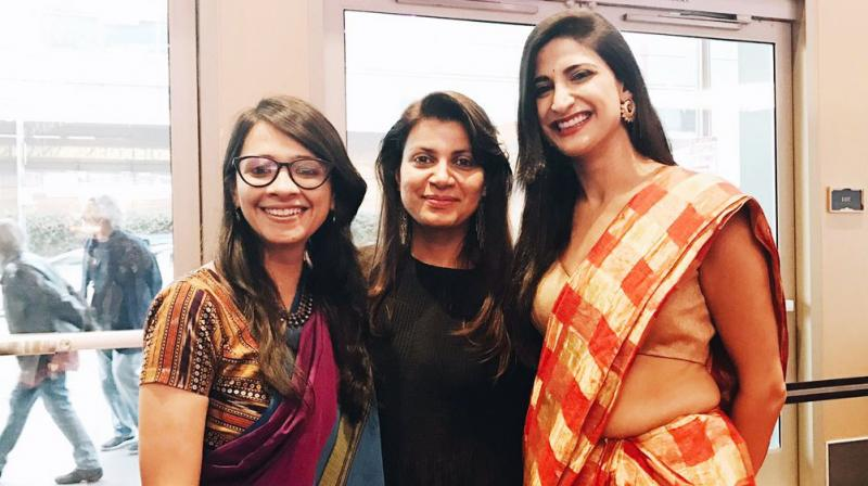 Team of 'Lipstick Under My Burkha'.