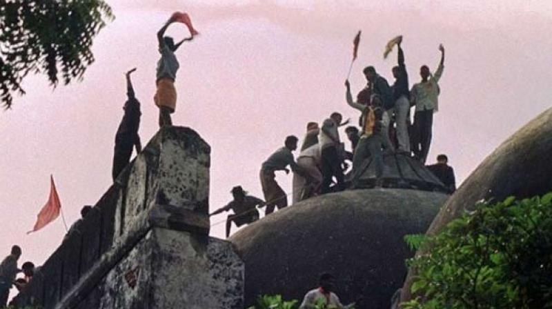 The Supreme Court revived conspiracy charges against L.K. Advani, Murli Manohar Joshi and 13 others in the 25-year-old Babri Masjid demolition case. (Photo: File)
