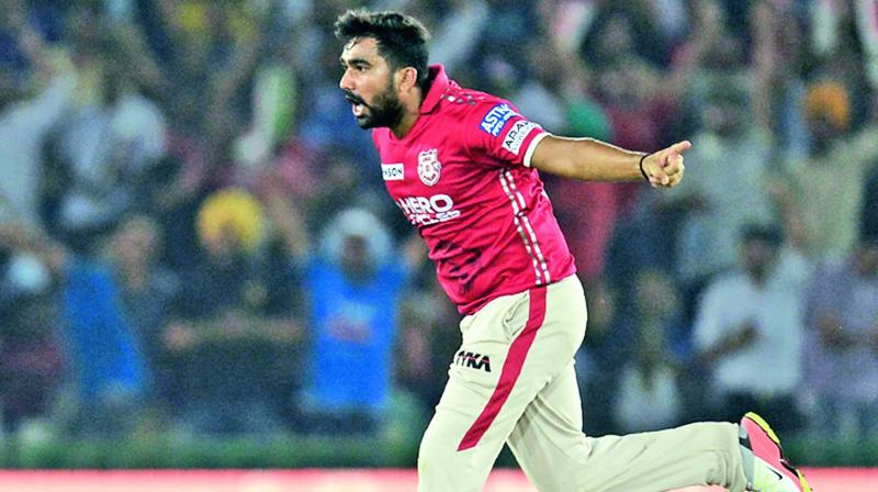 Punjab beats KKR to keep hopes alive for play offs