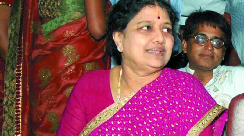 Sasikala to take over as TN Chief Minister?
