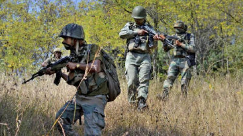 CRPF jawans martyred in Maoist attack in Chattisgarh