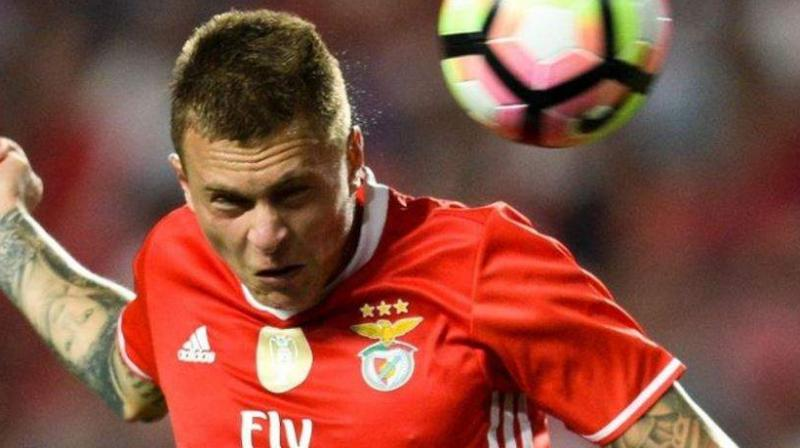 DONE DEAL? Victor Lindelof tells Sweden pals he's joining Man Utd