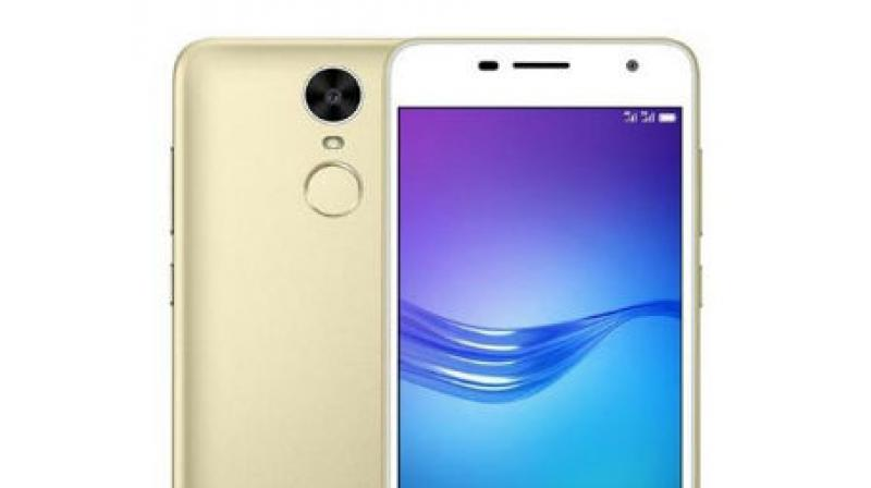 Huawei has officially unveiled its latest flagship, the Enjoy 6 in China.