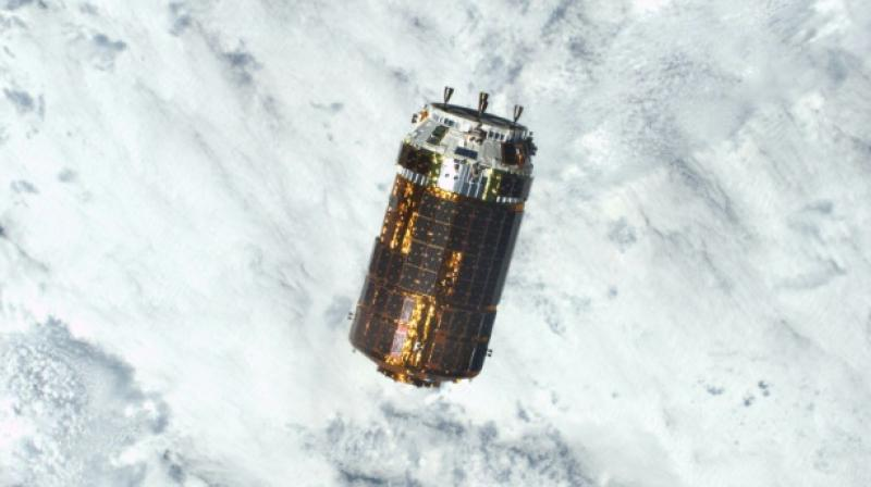 In bid to remove 'space junk', Japan adds more to it