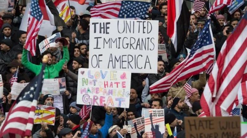 The brief follows court wrangling over President Trump's January 27 executive order to bar people from Iran, Iraq, Libya, Somalia, Sudan, Syria and Yemen from entering the US for 90 days.  (Photo: Representational Image)