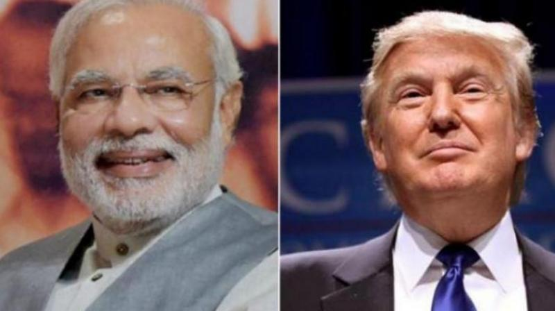 India´s Modi to meet President Trump for first time