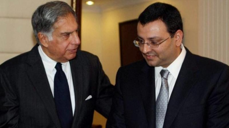 Cyrus Mistry out, Ratan Tata in