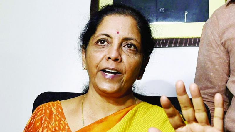 Nirmala Sitharaman Takes Over Defence Ministry From Arun Jaitley