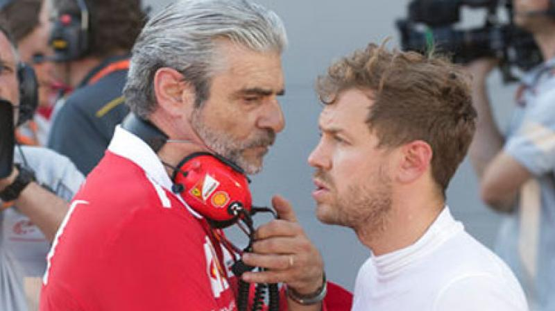 Vettel escapes further sanction for Baku 'road rage'