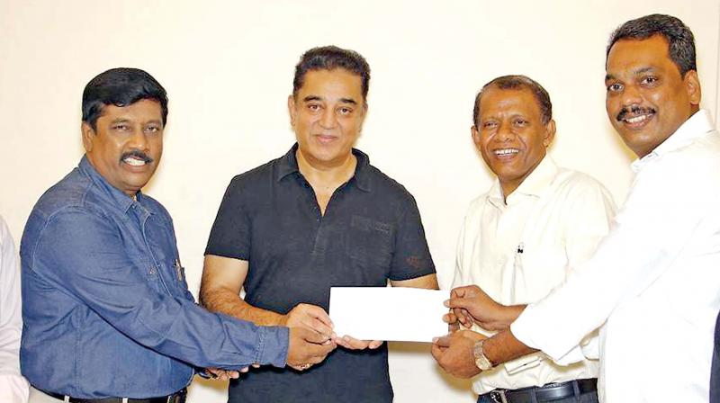 Hindus' hearts too ought to be big: Kamal Haasan