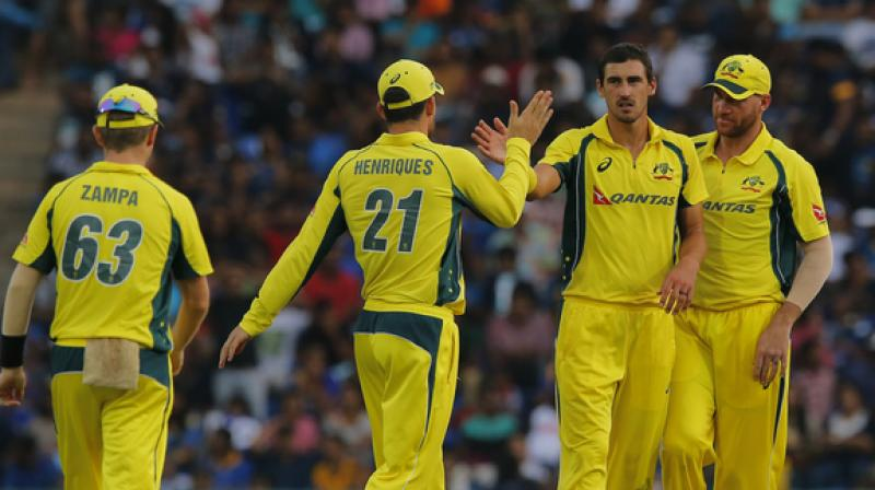 Australia spearhead Starc to miss India white-ball tour