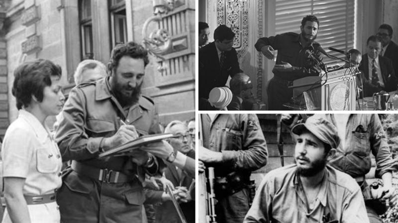 Former President Fidel Castro, who led a rebel army to improbable victory in Cuba, embraced Soviet-style communism and defied the power of 10 US presidents during his half century rule, has died at age 90.