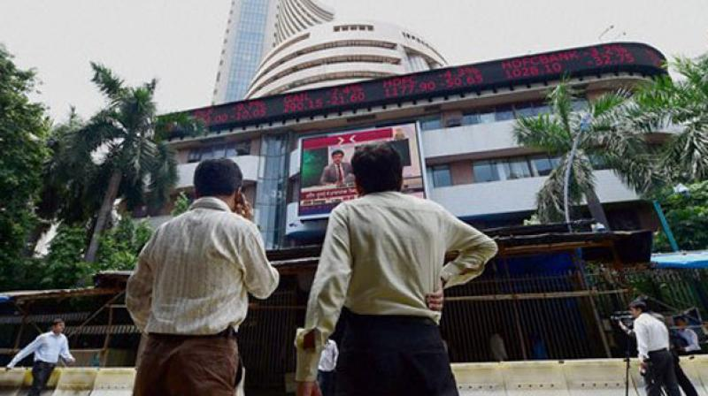 Indian Sensex Down Over 100 Points; Tata Group Shares Fall
