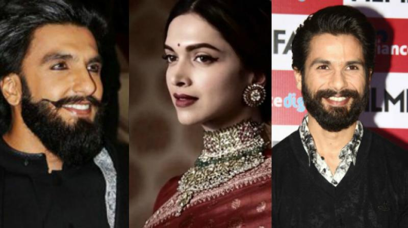 Deepika Padukone wraps shooting for 'Padmavati'