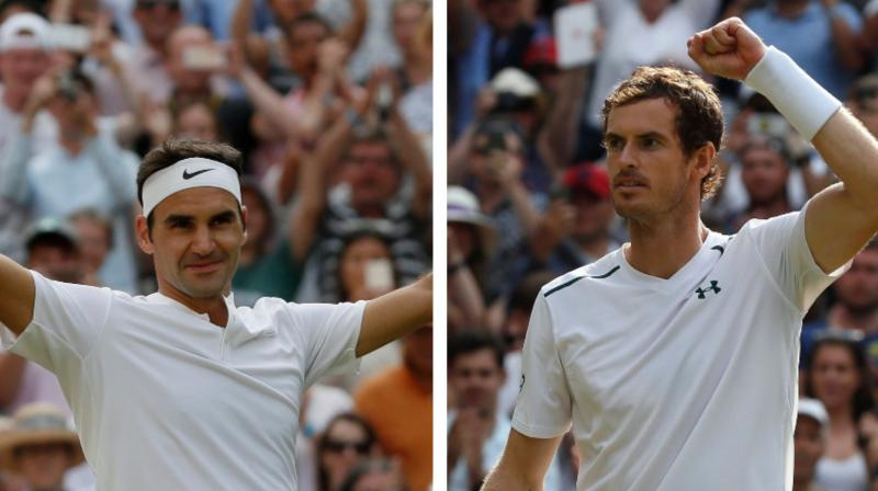 Roger Federer and Andy Murray are both favourites to lift the Wimbledon 2017 title