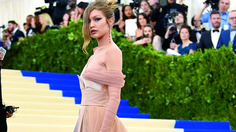 Gigi Hadid Banned From China's Victoria Secret Fashion Show