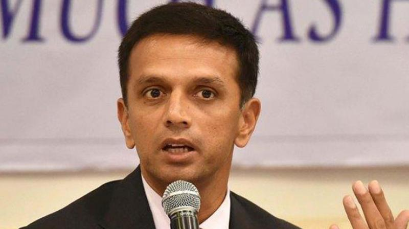 Image result for Change in bat size will have an impact on the game: Dravid