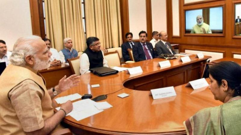 Cabinet rejig: Thrust on merit but eye on political goals too