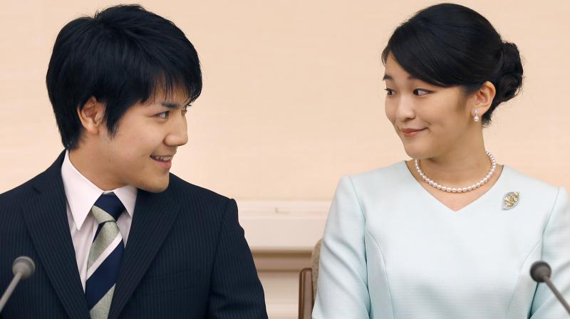 Japanese Princess Mako announces engagement