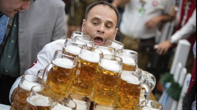 Image result for german new record beer class