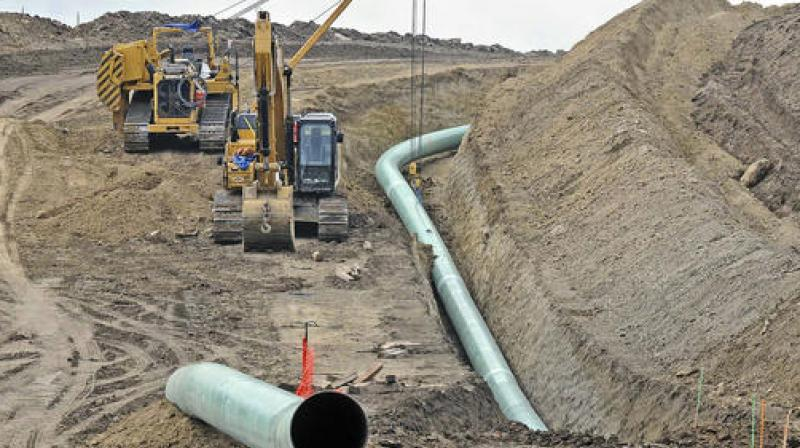 Controversial Dakota Access Pipeline gets approval