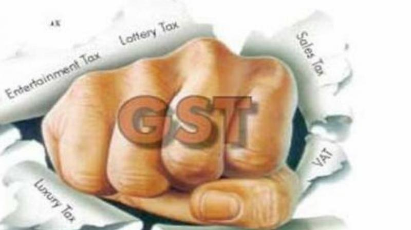 As the launch of GST took place at midnight, people took to Twitter to express their opinions and conversations on the platform peaked at 12:30 AM on July 1st with 1.1K Tweets per minute. (Representational image)