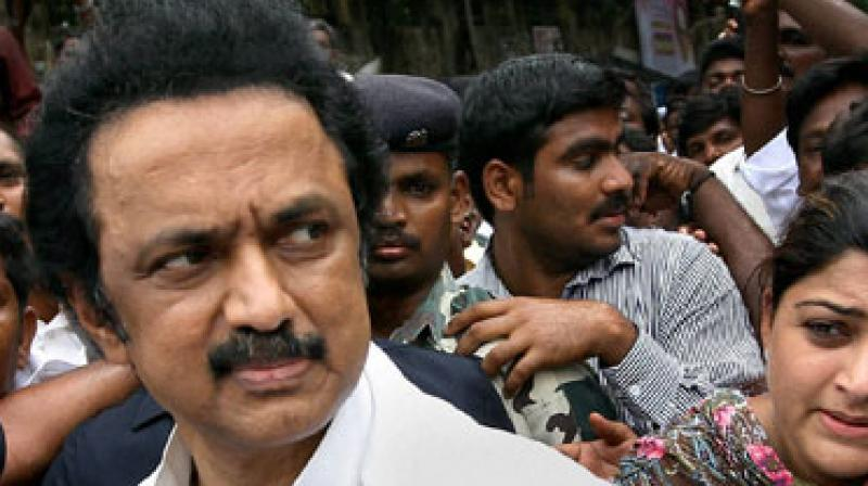 Floor test will happen, fall of government is imminent: Stalin