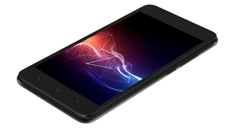 Panasonic P91 with 5 inch HD Display Launched at Rs. 6490