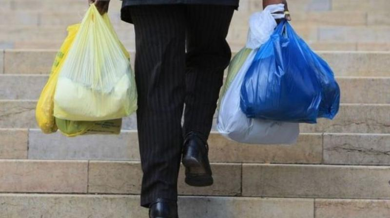 Just last month, the west wing of GHMC collected Rs 40,000 in fines from commercial outlets for handing out polythene bags of 50 microns or thinner to consumers.