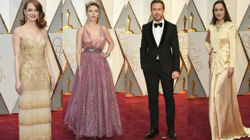 oscars 2017 best dressed and worst dressed at the red carpet