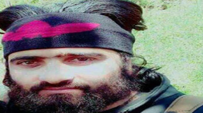 Self-styled LeT commander Ayub Lelhari killed in encounter at Pulwama