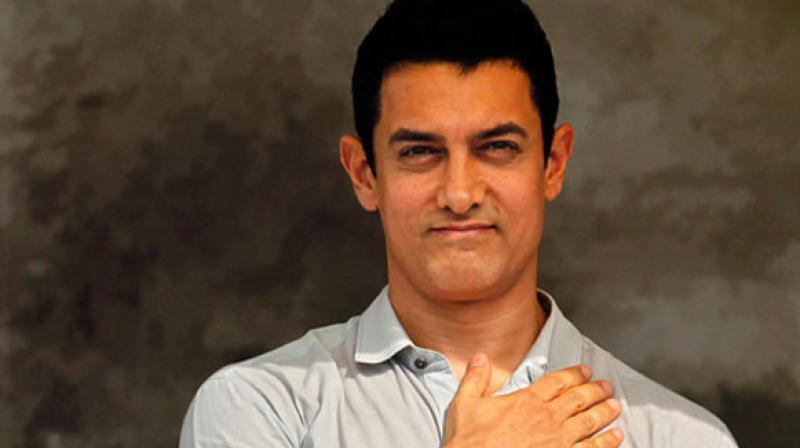 Aamir Khan will next be seen in 'Dangal'.
