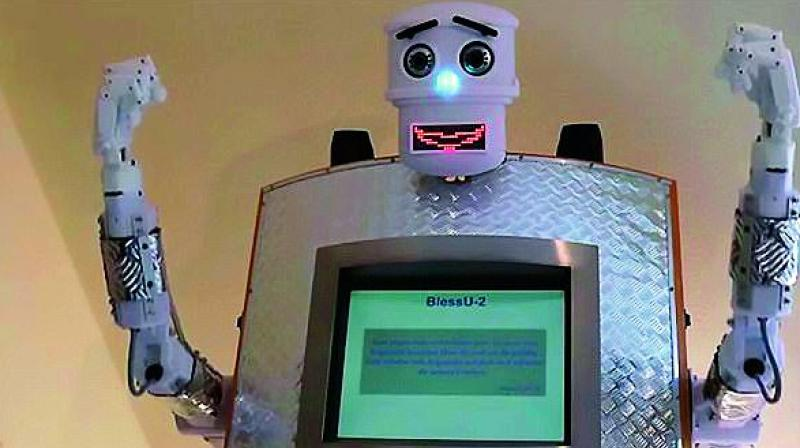 United Kingdom news agency wins grant for robot reporters