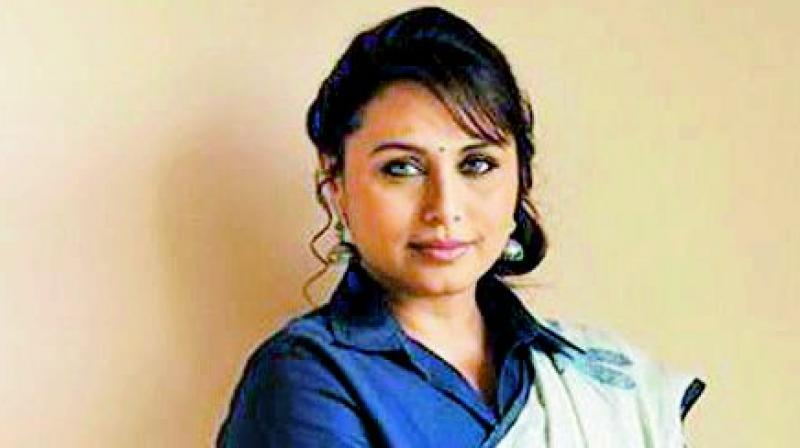 Rani Mukerji to return to silver screen with Hichki