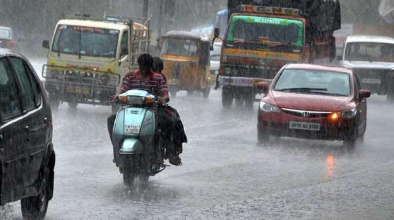 Winds blowing from southeast from Arabian Sea due to the upper air circulation would result in a change in the pattern, said weather experts (Representational Image)