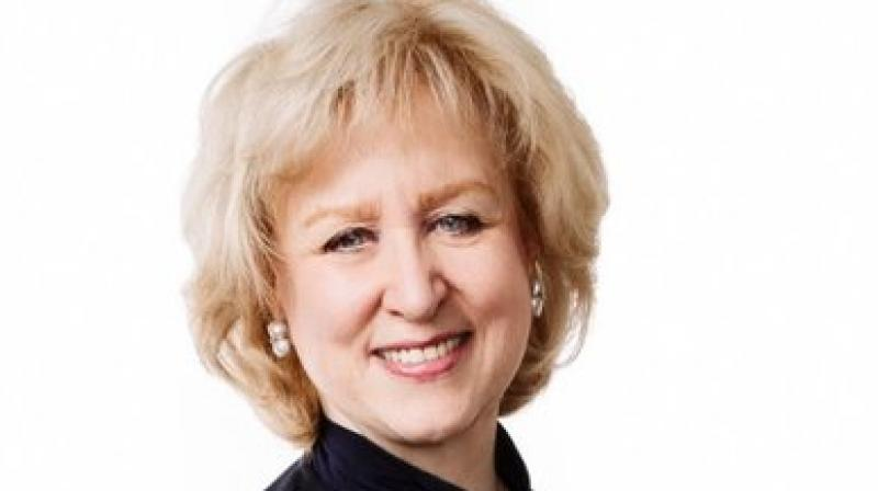 kim campbell first female prime minister essay Kim campbell says it is demeaning for female news anchors to wear sleeveless dresses campbell, who was canada's first female prime minister, tweeted her displeasure campbell responded to several.
