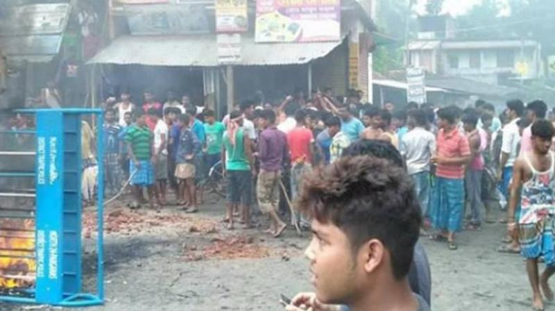 Facebook sparks Communal clashes in West Bengal, central forces deployed