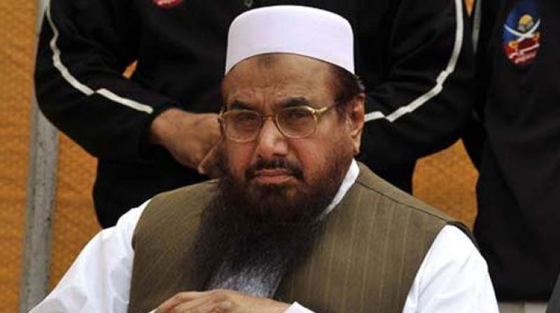 JuD leader Hafiz Saeed. (Photo: File)