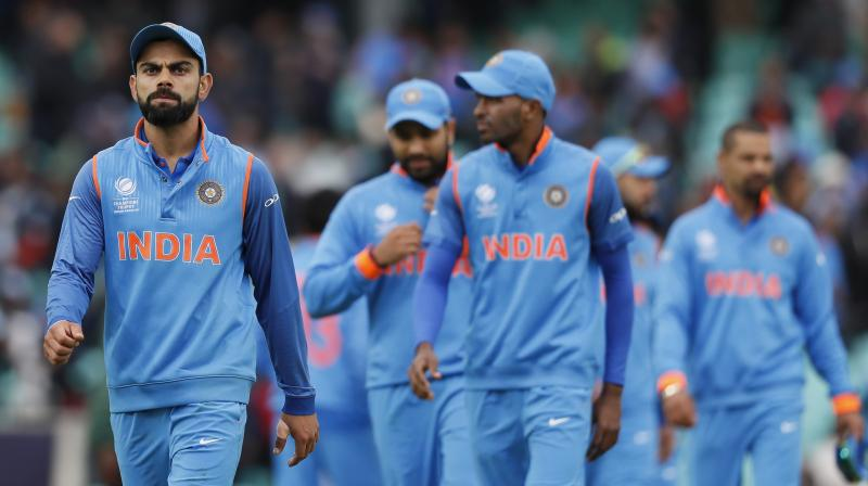 South Africa Replace India as Number One Ranked Team in ODIs