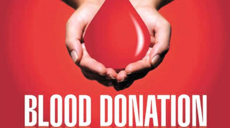 """The slogan for the 2017 campaign is: """"What can you do? Give blood. Give now. Give often"""" (Representational image)"""