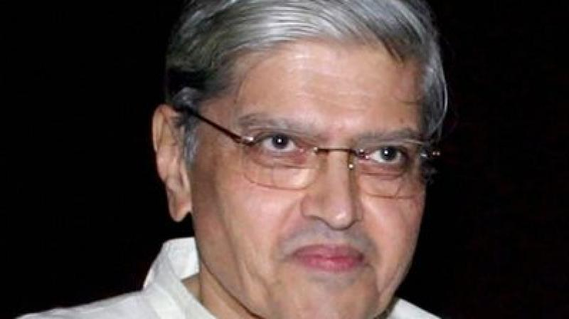 Gopalkrishna Gandhi to file nomination papers for Vice President on Jul 18