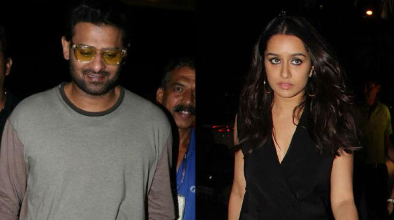 Prabhas cuts a deal with Shraddha Kapoor for Saaho