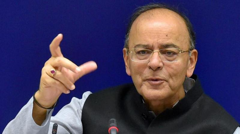 Finance Minister Arun Jaitley said a different India is ready to benefit from global economic recovery. (File Photo)