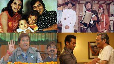 Vinod Khanna, who impressed audiences with his versatile acting over more than four decades, and also ventured into politics, passed away at the age of 70 on Thursday. Here we take a look at some of the most notable events of his career.
