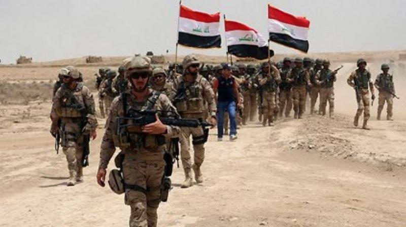 Militants ambush convoy with off-duty Iraq soldiers, kill 10