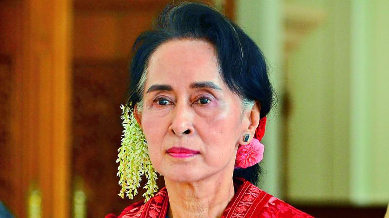 aung san and faith bandler Award ceremony speech aung san suu kyi all nobel peace prizes all nobel prizes in 1991 the nobel peace your excellencies, ladies and gentlemen, we are assembled here today to honour.