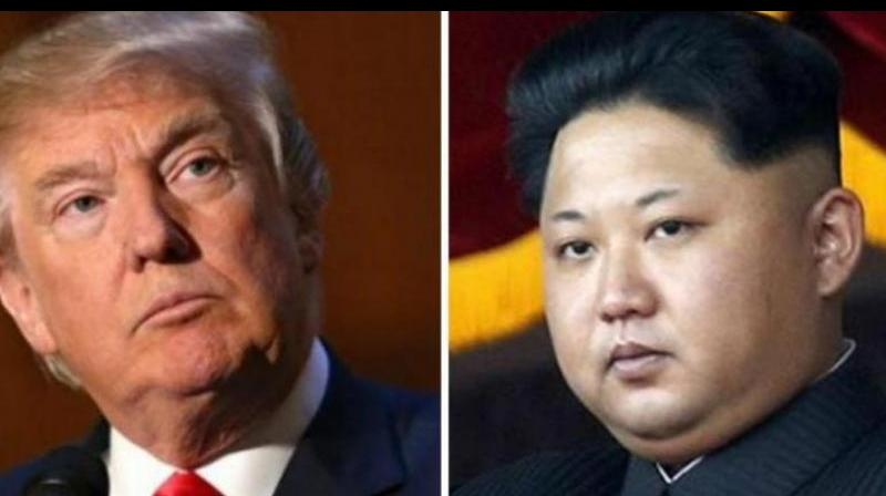 The United States has said that all options, including military, are on the table to deal with North Korea, although its preference is for a diplomatic solution. (Photo: AFP)
