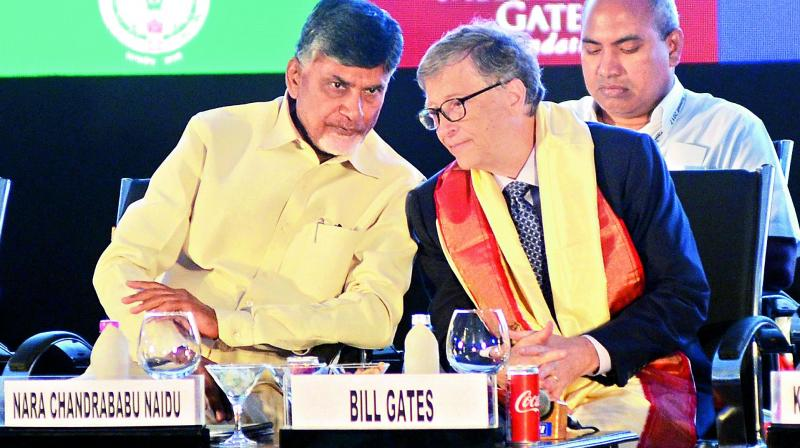 Run agriculture like business to transform economy: Bill Gates