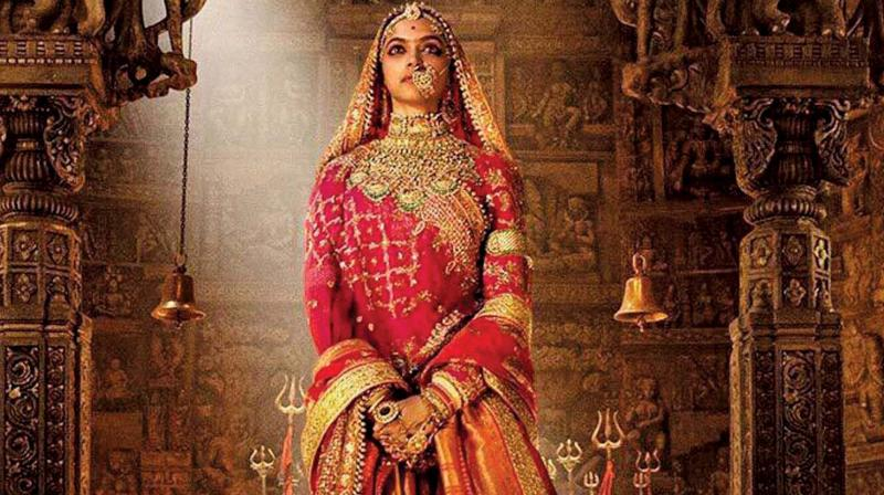 A still from the upcoming movie Padmavati.