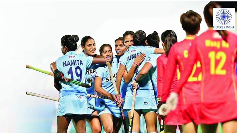 A coach with an experience of over a decade, Harendra knew he would have to do something special to draw the girls' self-belief.